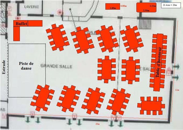 Logiciel Plan De Salle Mariage