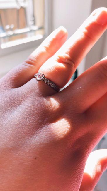 Partage ta bague de fiançailles !! 💍 😍 17