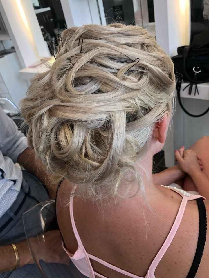 Dernier essai coiffure - 2