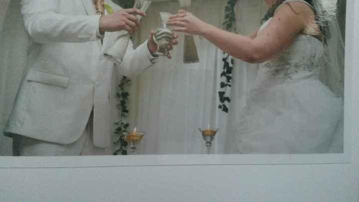 Enceinte de 8 mois pour mon mariage civil - 2