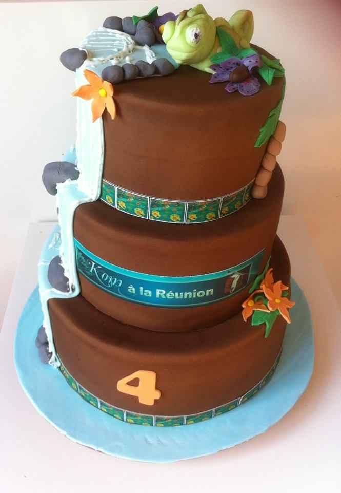 Wedding cake de la pâtisserie ' A la romainville '...Vos avis - 2