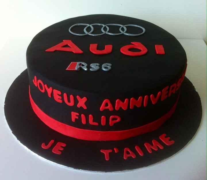 Wedding cake de la pâtisserie ' A la romainville '...Vos avis - 4