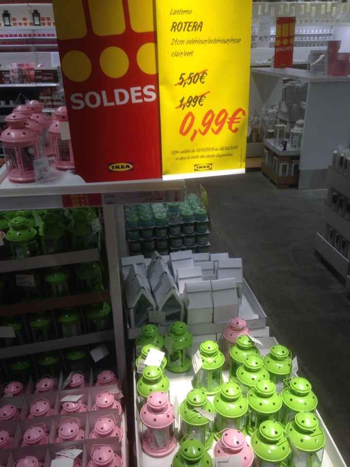 Bon plan lanterne Ikea - 1
