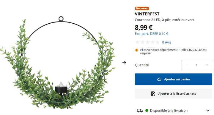Ikea !