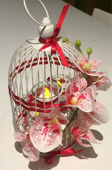 Cage oiseau personalisation diy d coration forum - Cage oiseau decoration ...