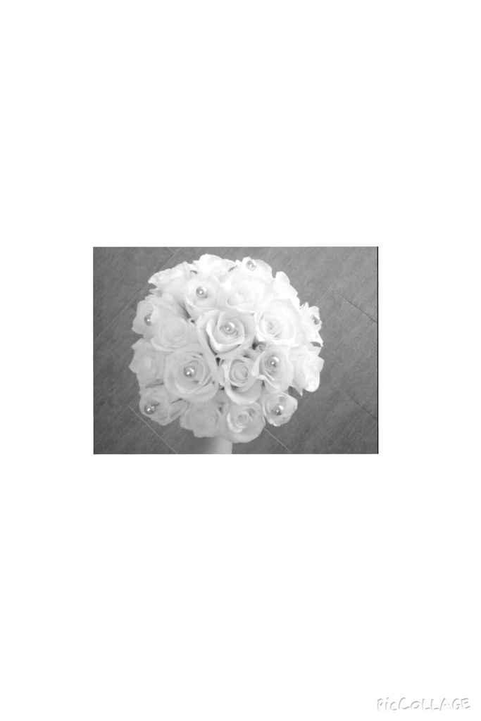 Mon futur bouquet