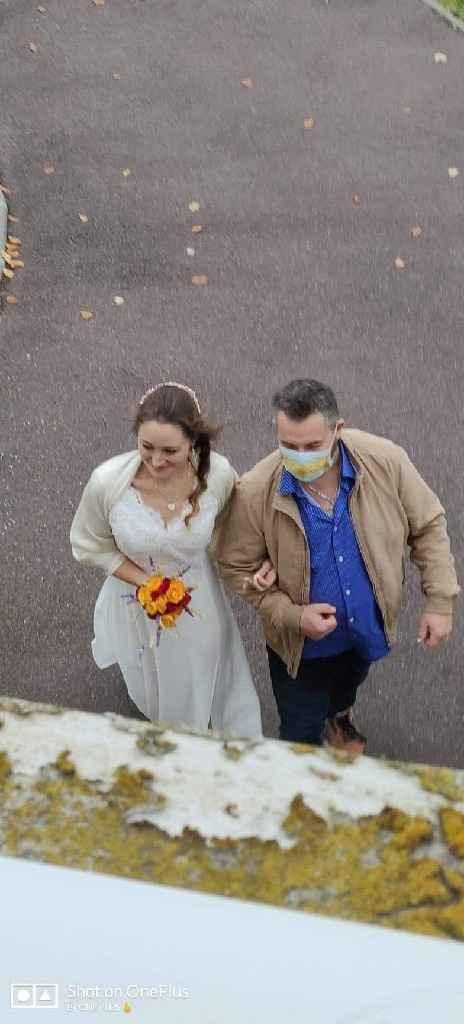 Ma journée de mariage civile du 24/10/2020 - 2