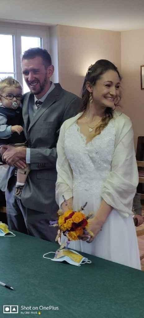Ma journée de mariage civile du 24/10/2020 - 5