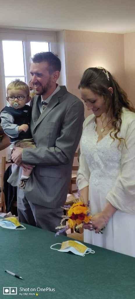 Ma journée de mariage civile du 24/10/2020 - 6