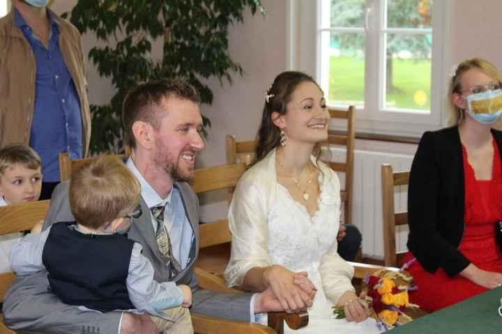 Ma journée de mariage civile du 24/10/2020 - 9