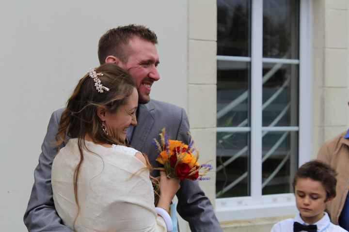 Ma journée de mariage civile du 24/10/2020 - 18