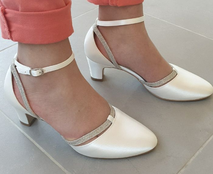 Chaussures de mariée 1