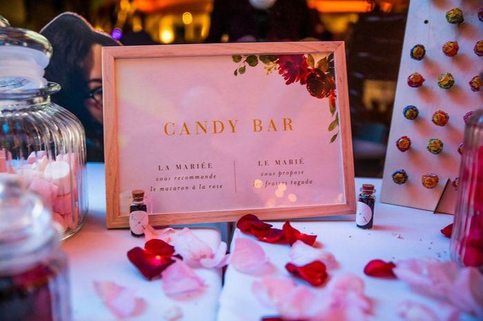 Organiser Candy bar - 1