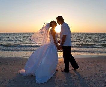 Mon mariage la plage photo c r monie de mariage - Mariage a la plage ...