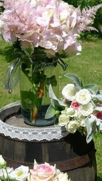 Inspirations décoration champêtre 22