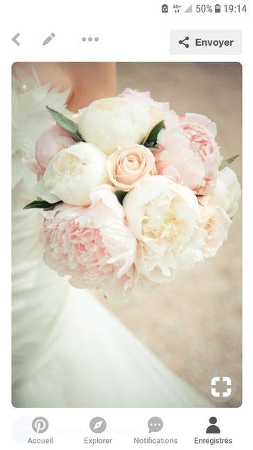 Photos bouquets de mariée et tarif 17