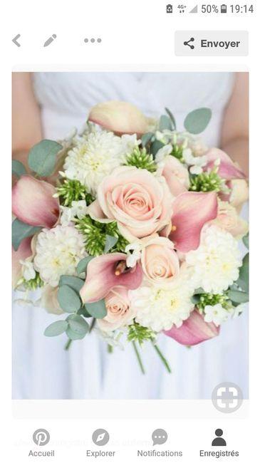 Photos bouquets de mariée et tarif 18