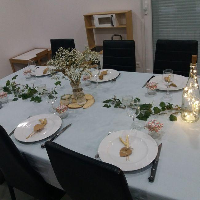 Deco de table 1