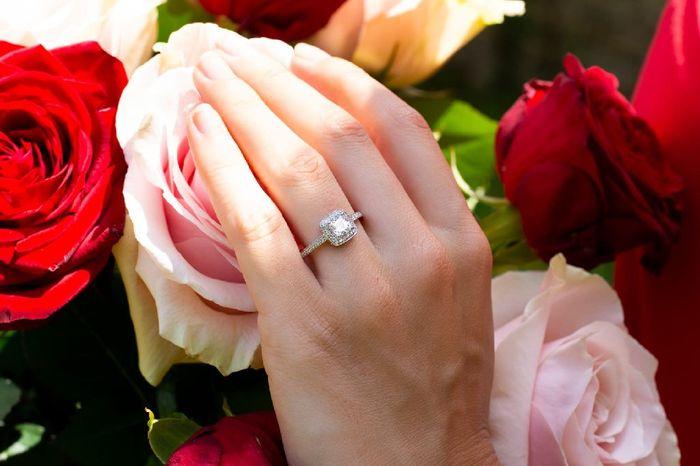 Bague de fiançailles : d'où viennent elles ? 9