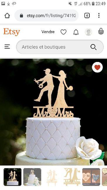 Sujets des mariées 3