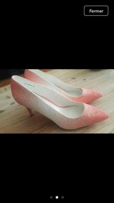 🎨 La couleur pour les chaussures : Vote ! 5