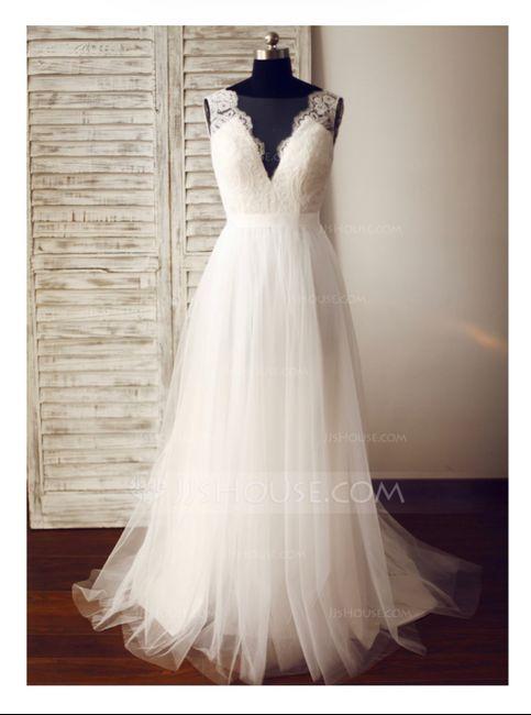 Quel style envisages-tu pour ta robe de mariée ? - 1
