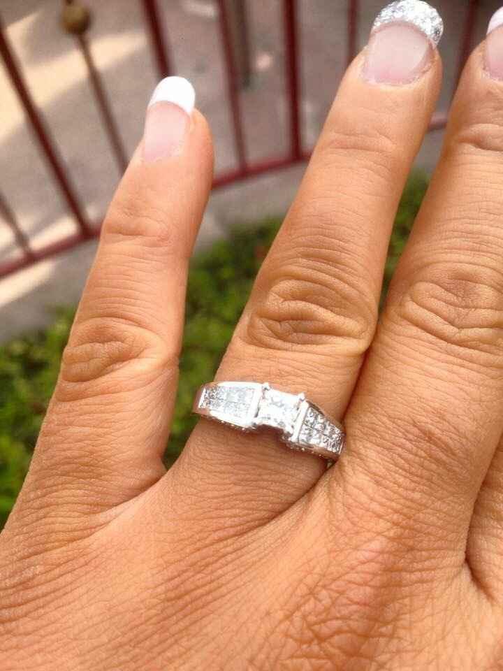 Demande en mariage : avez-vous eu la bague de vos rêves ? - 1