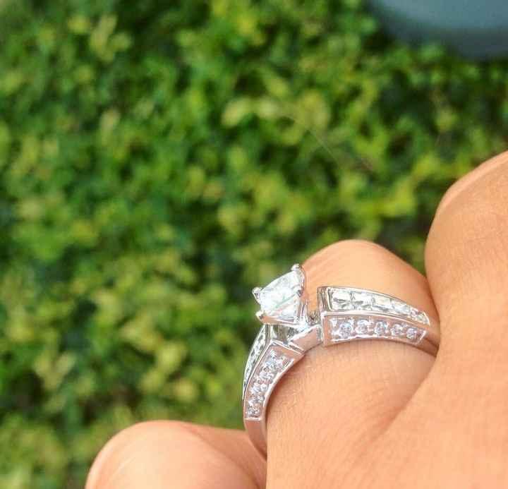 Demande en mariage : avez-vous eu la bague de vos rêves ? - 2