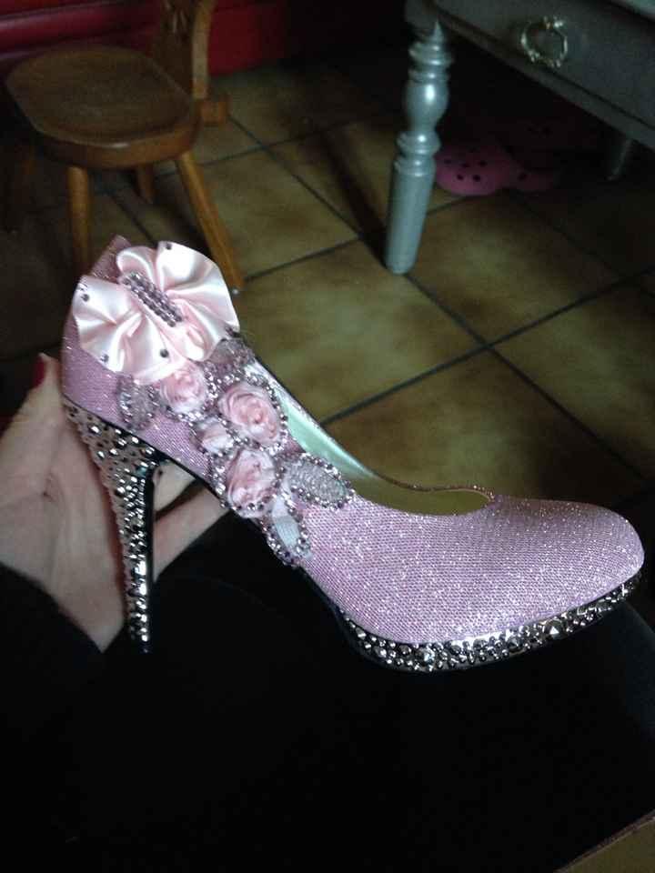 J'ai recu mes chaussure !!!! - 1