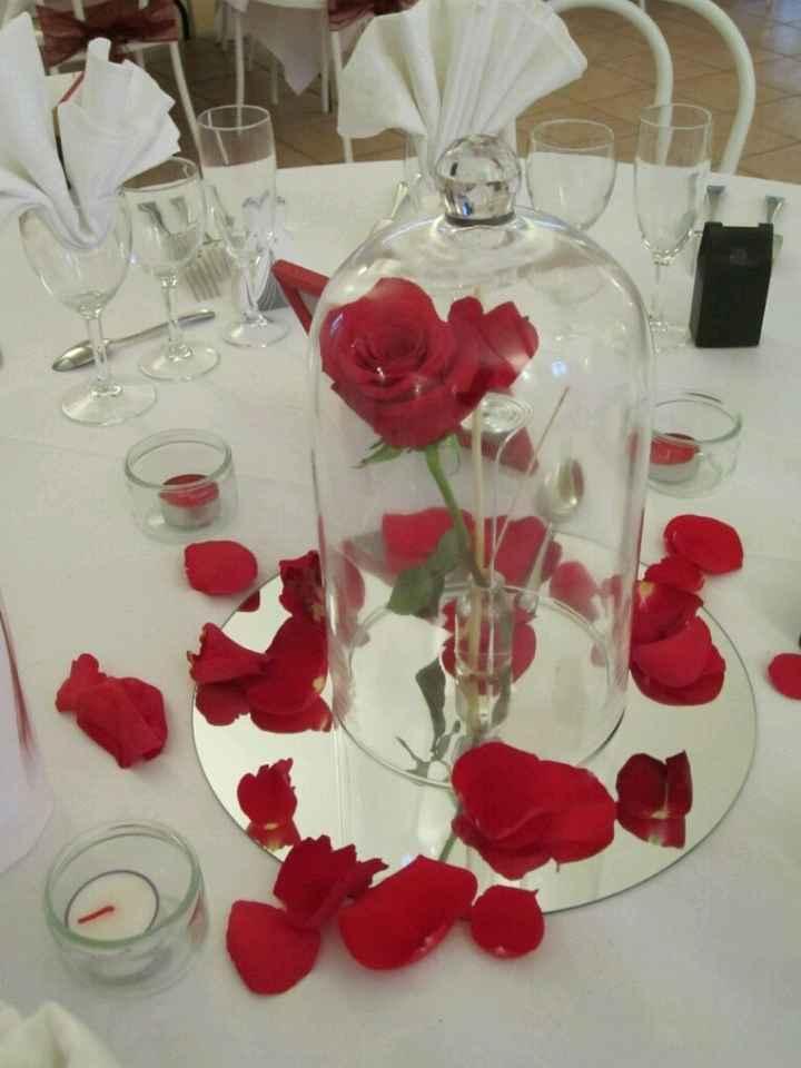 Notre décoration de mariage - 1