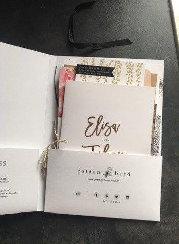 Kit échantillon Cotton Bird 1