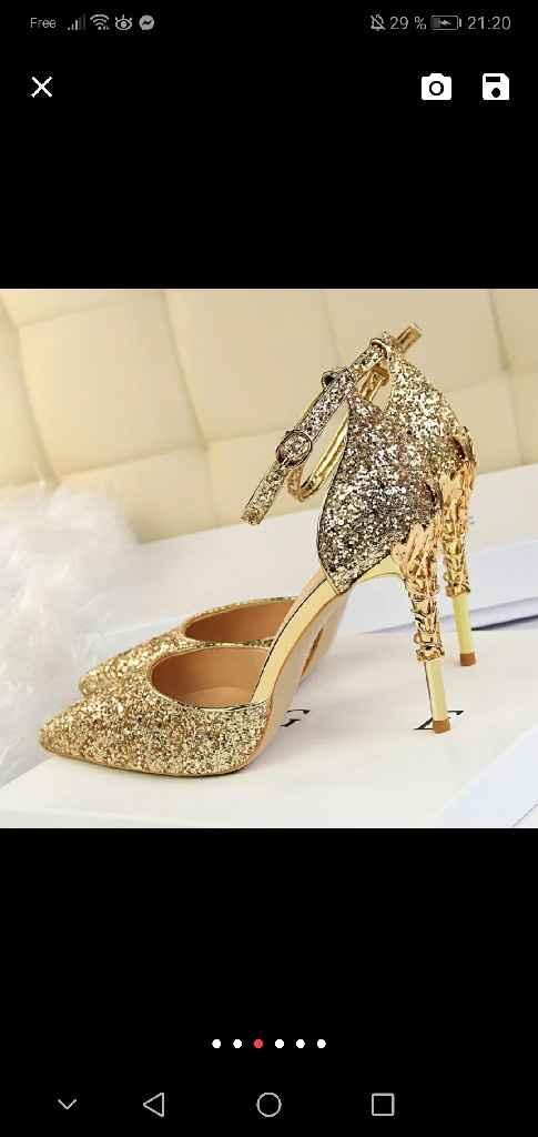 Choix chaussures 👡 - 1