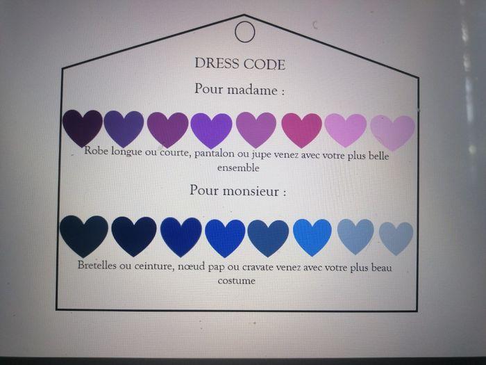 Dress code 1