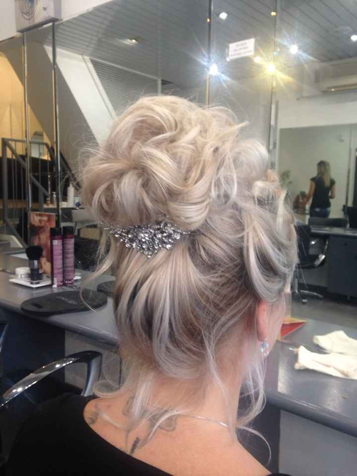 Essai coiffure 1 : validé ! - 1