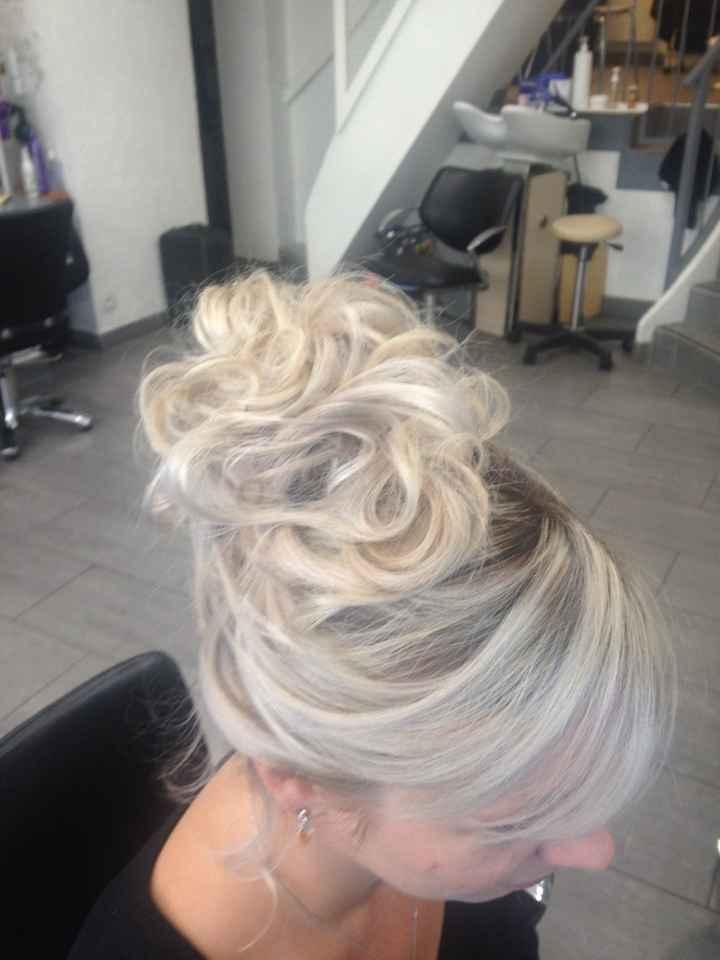 Essai coiffure 1 : validé ! - 3