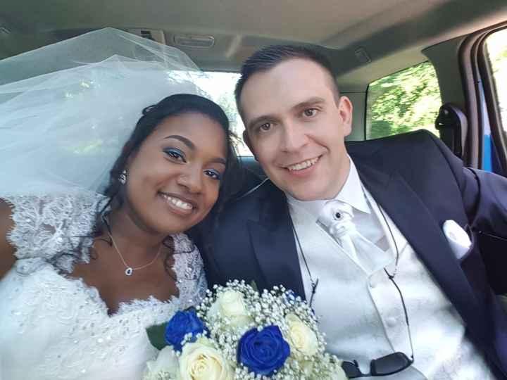 Jeunes mariés