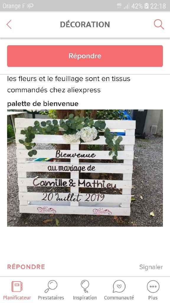 Nous nous marions le 4 Juillet 2020 - Puy-de-dôme - 4