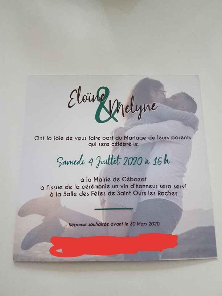 Nous nous marions le 4 Juillet 2020 - Puy-de-dôme - 2