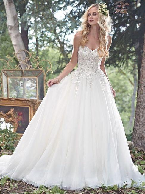 Quel emoji donnerais-tu pour cette robe princesse ?  👰 1