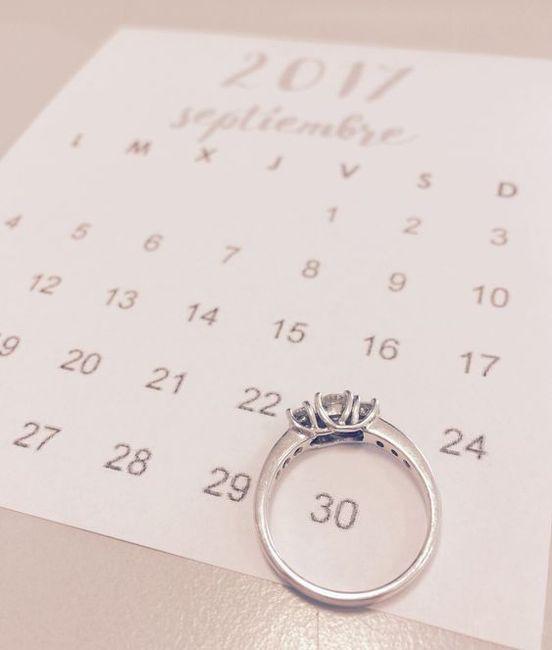 Qui a eu le dernier mot sur la date du mariage ? 😉 1