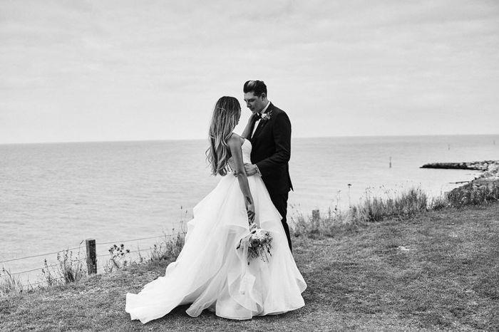 clich u00e9s de mariage  en noir et blanc ou en couleur