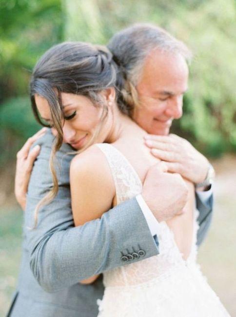 Le plus beau cliché de la père/fille est... 3