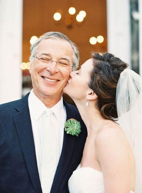 Le plus beau cliché de la père/fille est... 4