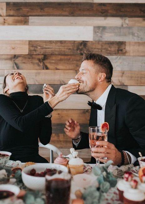 Comment allez-vous fêter votre premier mois de mariage ? 1
