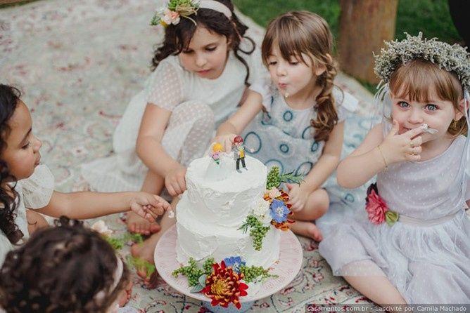 Y aura-t-il des enfants à ton mariage ? 1