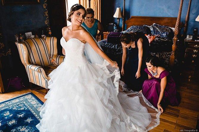 Ta robe sera-t-elle romantique ? 3
