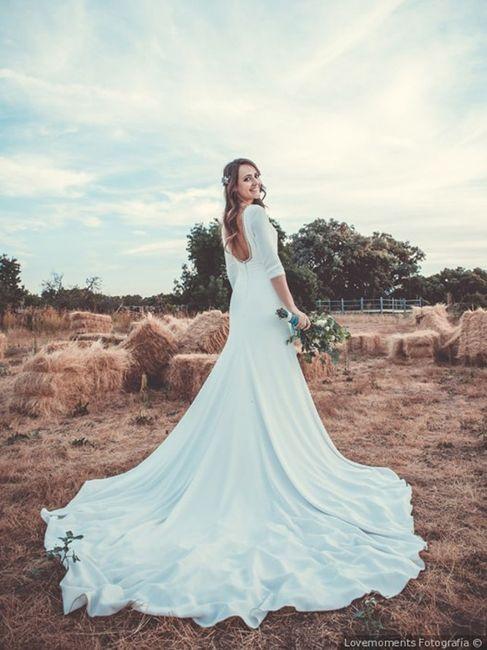 La traîne de ta robe sera-t-elle romantique ? 1