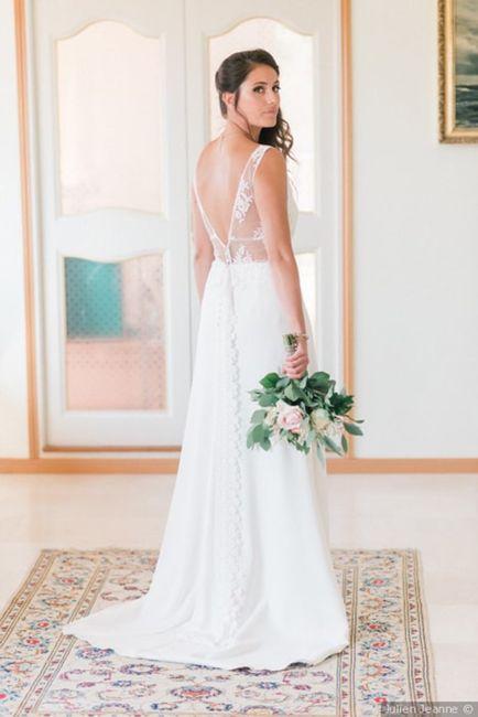 La traîne de ta robe sera-t-elle romantique ? 2