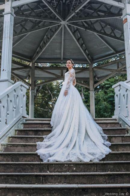 La traîne de ta robe sera-t-elle romantique ? 3