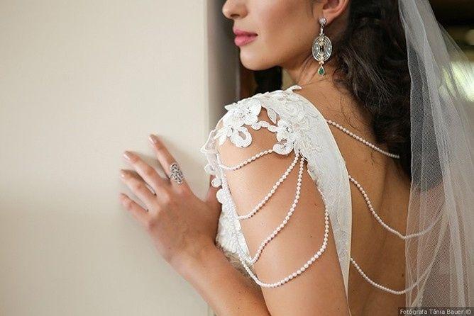 Le détail de ta robe sera-t-il romantique ? 2